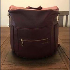 Fawn Design Diaper bag and diaper clutch